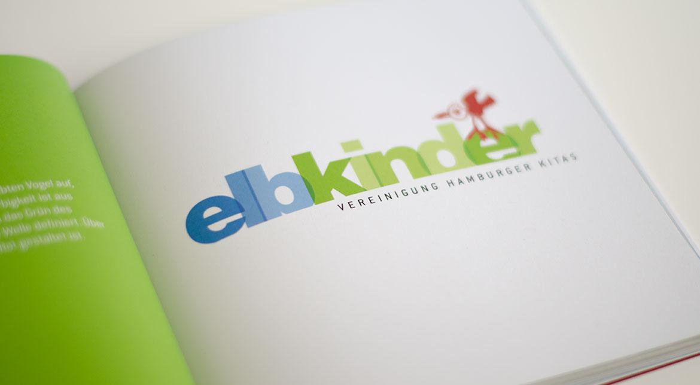 Elbkinder – Logo
