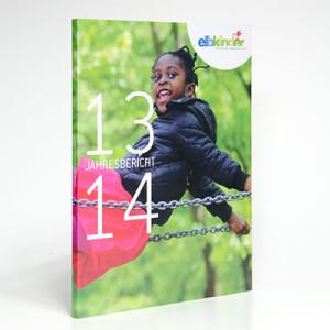 Elbkinder Jahresbericht 2013/14