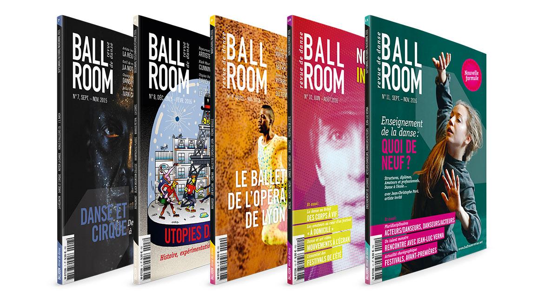 Ballroom –Revue de danse