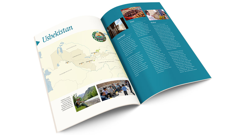Usbekistan – Im Land der alten Karawanenrouten