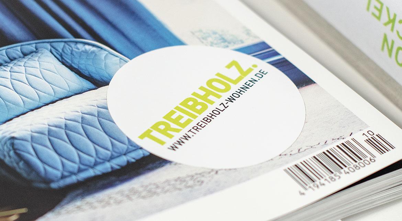Treibholz – Sticker