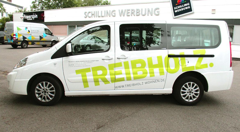 Treibholz – KfZ-Design