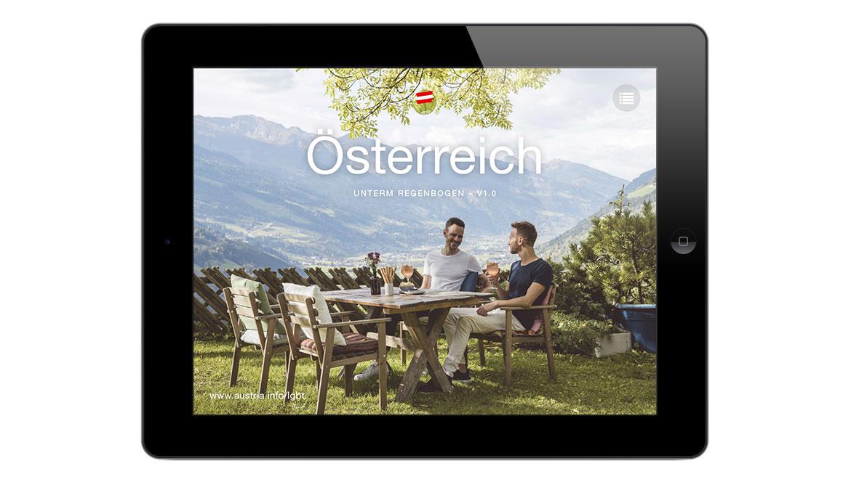 Österreich unterm Regenbogen